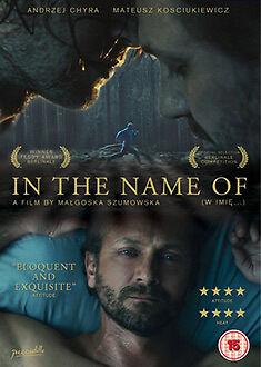 IN THE NAME OF - DVD - REGION 2 UK
