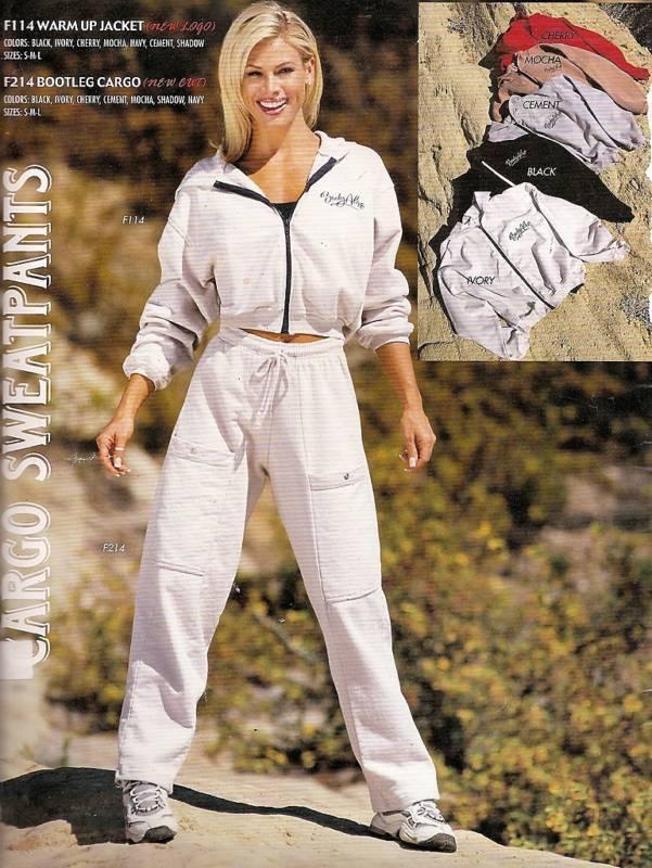 Body Alive  Sport Cargo Pants Sweatpants S Beige  sale online discount