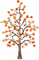 Aspen Tree Enameled Copper Wall Art Sculpture, Small By Bovano Of Cheshire W99