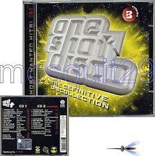 ONE SHOT DISCO VOLUME 3 RARO DOPPIO CD 2000 - FUORI CATALOGO