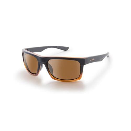 Zeal Drifter Sunglasses Torched Woodgrain Copper