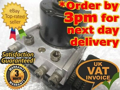 Peugeot 207 Citroen C2 C3 ABS Pump 9661691580 10.0207-0076.4  Plug and Play