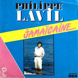 Philippe-Lavil-7-034-Jamaicaine-France-VG-EX