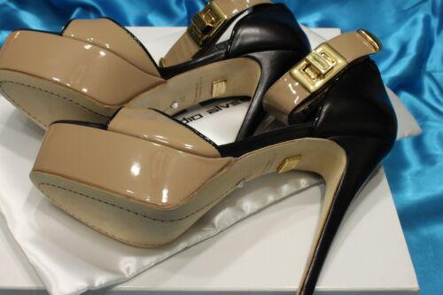 Sandales noires Egidio créateurtaille 40 à de talons hauts Alvesnouveau brunes et 37 yYbf7g6Iv