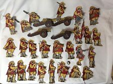 Flandes Mosqueteros,Musketeer,Cut Out Soldier Recortables,Scenion,Seix & Barral