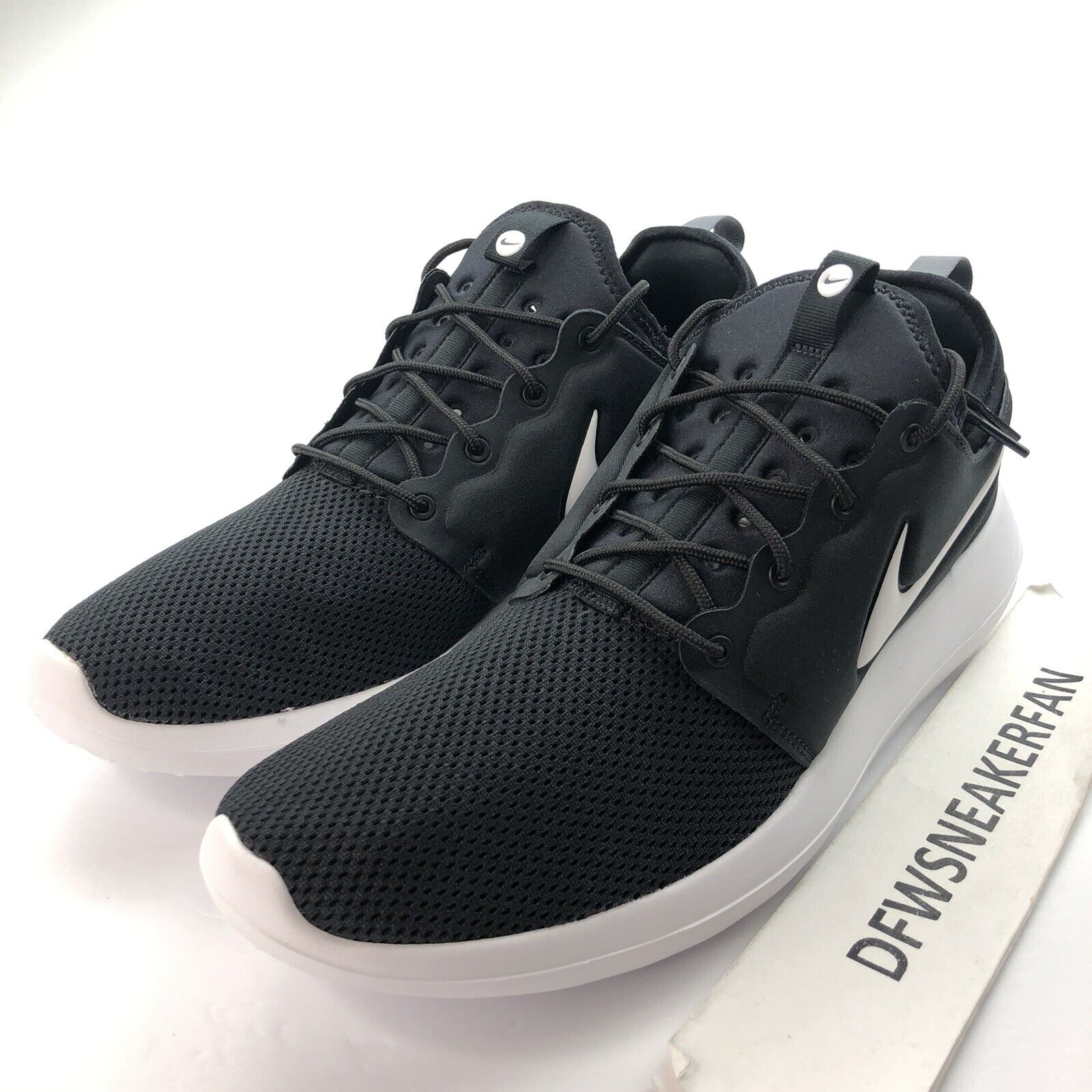 Untado Haz un experimento Experto  Nike Roshe Two 2 Black White Rosherun Men Running Shoes SNEAKERS 844656-004  12 for sale online | eBay