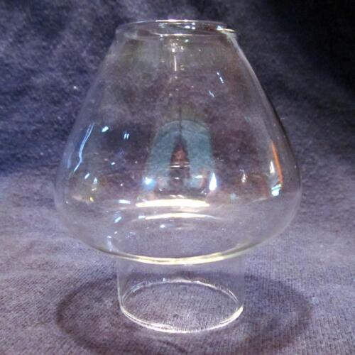 Glass Miniature oil lamp Chimney 1 /& 1//4 inch base fits PIXIE burners
