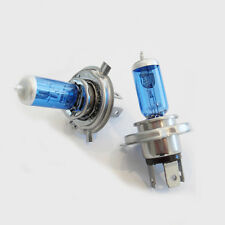 Hyundai GETZ TB  H4 XENON Look ABBLENDLICHT Vision Blue Birnen Lampen 02-