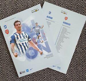 Brighton-v-Arsenal-2020-NEW-EDITED-Programme-for-20-6-20-LAST-FEW
