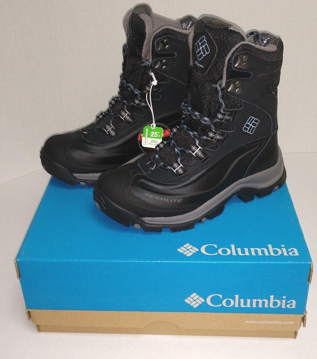 Columbia Bugaboot Plus III Omni Heat Women's Boot Size 6 - New In Box