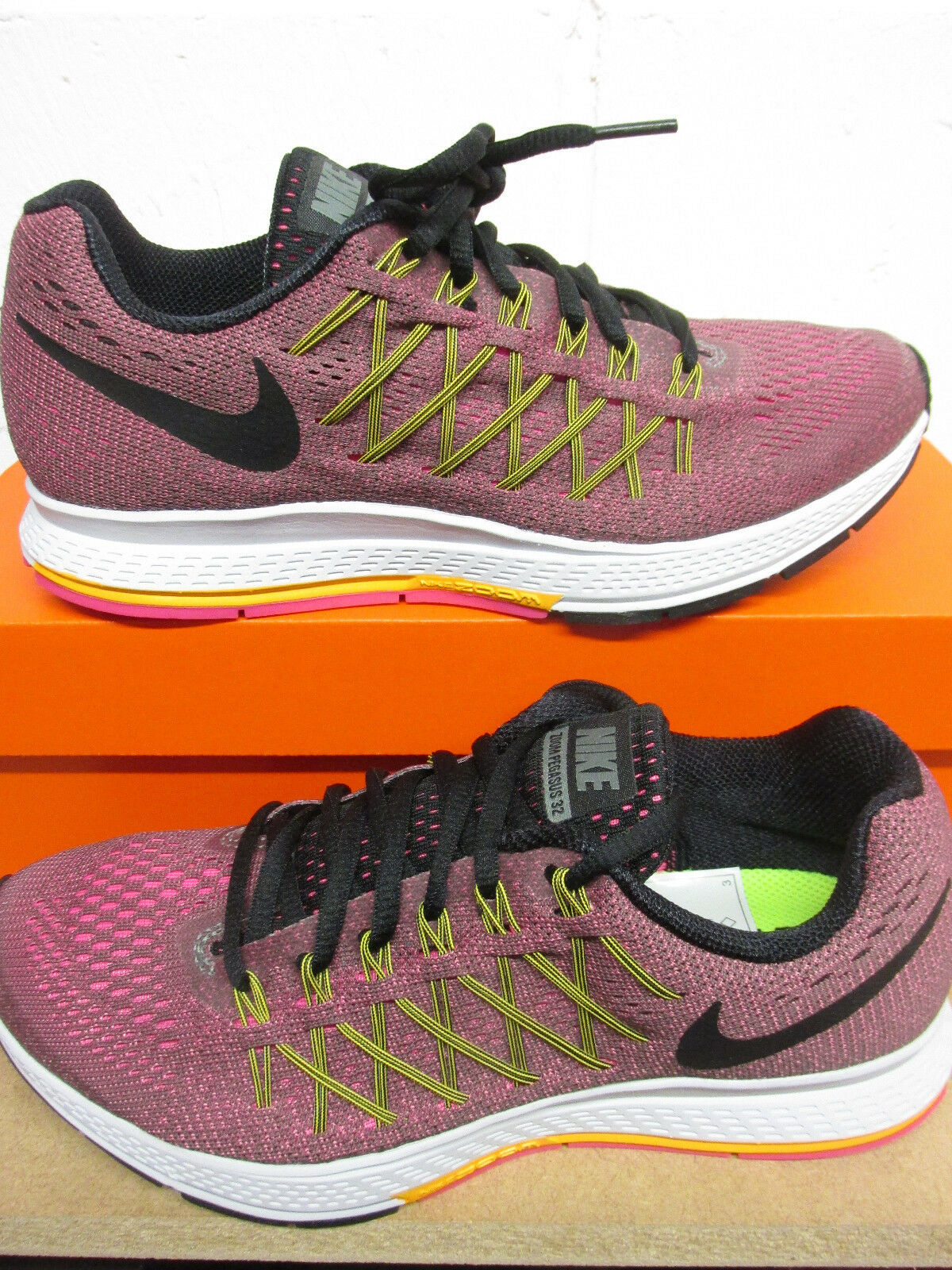 nike womens air zoom pegasus 32 running trainers 749344 008 sneakers shoes New shoes for men and women, limited time discount