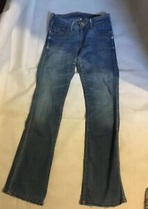 Details about Tommy Hilfiger Denim Blue Ladies Jeans SOPHIE BOOTCUT STRETCH W27 L30