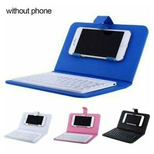 Wireless-Bluetooth-Keyboard-Case-Leather-Stand-Cover-Phone-Android-New-D1J3