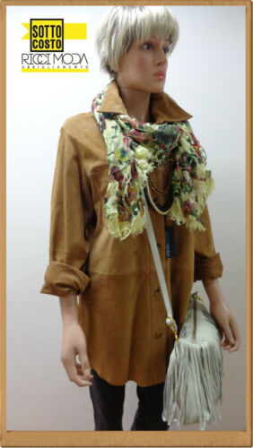 Giaccha Jacketa Outlet donna 50 Mujer 1200010012 Chaqueta Abbigliamento Pelle pqvRIq