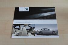 78517) BMW 3er Reihe E92 Coupe - individual - Prospekt 02/2008