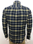 Men-039-s-100-Cotton-Yarn-Dyed-Flannel-Colourful-Check-Shirts-Regular-Fit-5-Colours thumbnail 26