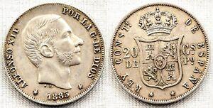 Alfonso-XII-20-centavos-de-peso-1885-Manila-EBC-XF-Plata-5-2-g-Escasa-asi