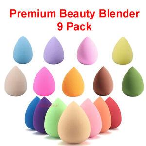 9-un-Suave-Crema-De-Belleza-Maquillaje-Combinadora-Combinacion-Base-Esponja-Puff-Impecable