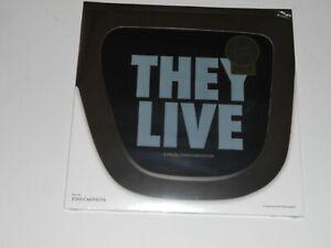 They-Live-Soundtrack-John-Carpenter-LP-Vinyl-Record-180-Gram-Sealed-New