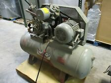 Dresser Air Compressor 600 10hp 1750rpm 460230v 129257a 3ph Used