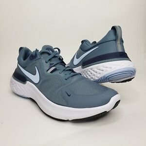 Details about Nike Mens React Miler Ozone Blue Running Shoes Size 14 CW1777-007
