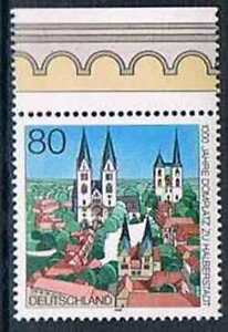 Allemagne-1996-Mi-N-1846-Mnh-Halberstadt