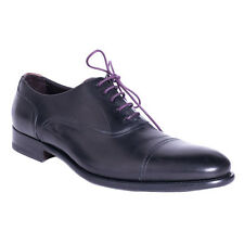 PS Paul Smith Shoes Size 8.5 (7.5) Black Leather Oxford Cap Toe
