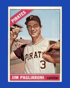 1966 Topps Set Break # 33 Jim Pagliaroni NR-MINT *GMCARDS*