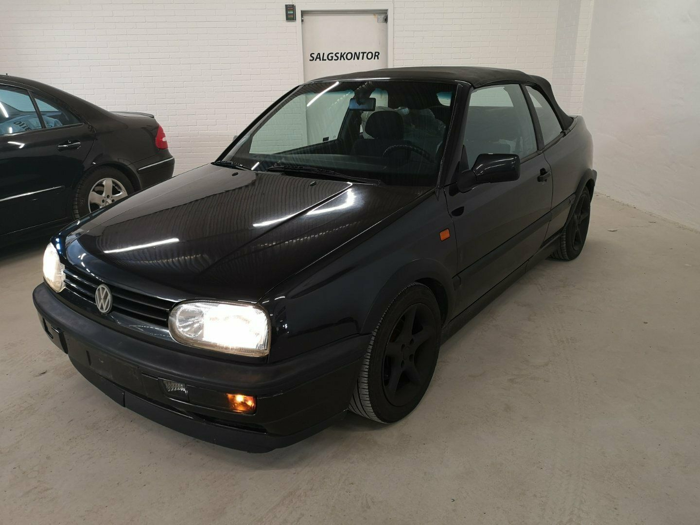 VW Golf III 1,8 Cabriolet 2d