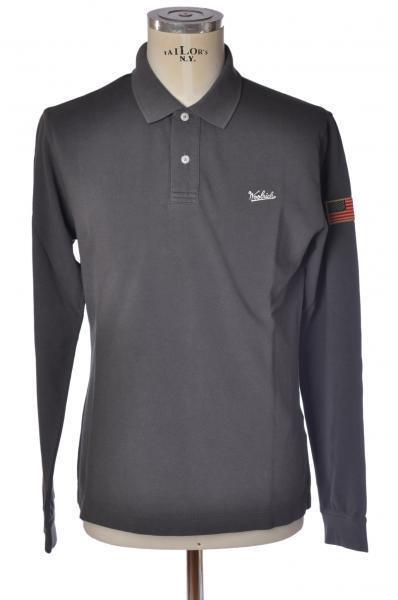 Woolrich  -  Polo - Male - Grau - 1975603A183920