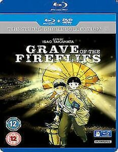 Grave Of The Fireflies Blu-Ray Nuovo (OPTBD0085)