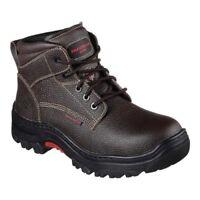 Ebay.com deals on Skechers Mens Work Burgin Tarlac Steel Toe Boot