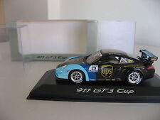 1/43 PORSCHE DEALER Minichamps PORSCHE 911 997 GT3 CUP UPS model car Arnold