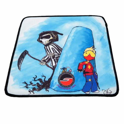 Social Paintball Microfiber Lens Cleaning Cloth Speedball Cartoon Reaper NEW