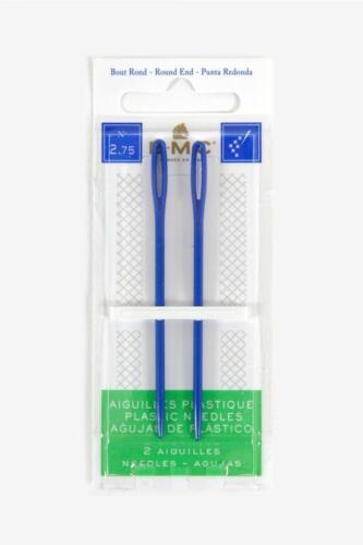 2.75-2 agujas DMC Agujas-plástico Craft