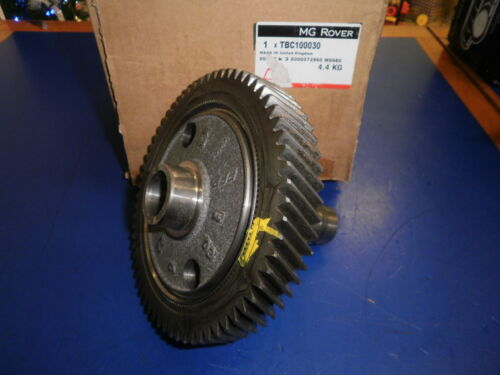 Rover 20025MG ZR 63 Toothed Final Drive Wheel TBC100030
