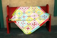 Sugar Plum Quilt Pattern By Mary's Cottage Quilts