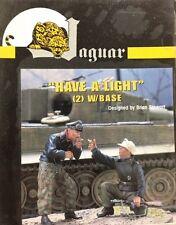 "Jaguar 1/35 ""Have a Light"" (2 Figure Set with base) - JAG-63082"