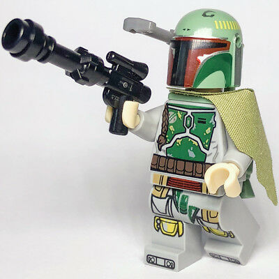 NEW LEGO STAR WARS DESERT SKIFF BOUNTY HUNTER BOBA FETT MINIFIGURE 75174