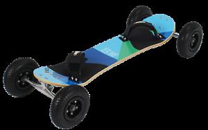KHEO CORE v2 LandBoard 8 inch wheels - 10mm skate trucks MountainBoard ATB