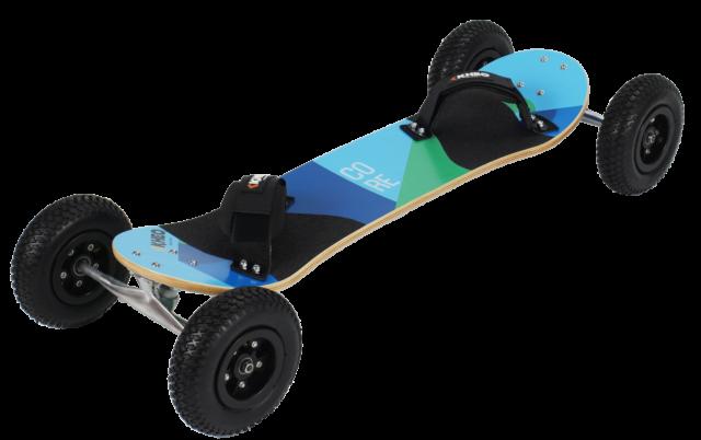 ATB KHEO CORE v2 MountainBoard LandBoard 8 inch wheels - 10mm skate trucks