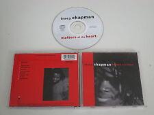 TRACY CHAPMAN/MATTERS OF THE HEART(ELEKTRA 7559-61215-2) CD ALBUM