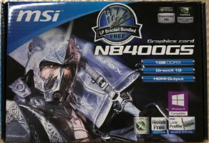 New-MSI-n8400gs-1GB-Nvidia-Graphic-Card-N8400GS-MD1GD3H-LP-MSI-GeForce-8400GS-1G