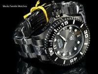 Invicta 47mm Grand Diver 2 Gen II Automatic Black & Black Accent Bracelet Watch