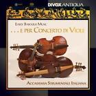 ...E per Concerto di Viole von Accademia Strumentale Italiana (2014)
