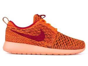 Flyknit Arancione Donna 704927 Da 801 One Sportive Roshe Nike Scarpe ZIRTqw