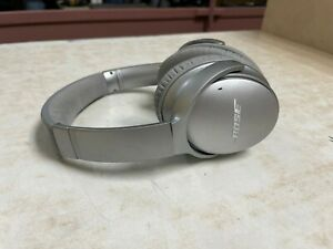 Bose QuietComfort 35 On the Ear Headphones - Silver