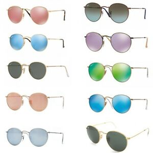 0f7ef62dfe7bd Sunglasses Ray Ban RB 3447 round Metal Rb3447 Classic or Polarized ...