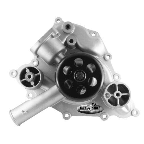 Tuff Stuff Water Pump 1476MC; Mechanical As Cast Aluminum for 5.7//6.1L HEMI