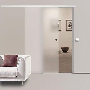 soft stop slimline glasschiebet r glas schiebet r. Black Bedroom Furniture Sets. Home Design Ideas